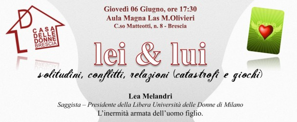 Video: Incontro con Lea Melandri